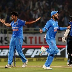 India's series-winning victory in the fifth ODI is a relief. But it's the gains that must be counted
