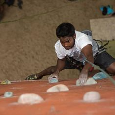 Meet Manikandan Kumar, India's champion paraclimber who's eyeing a medal at Tokyo 2020