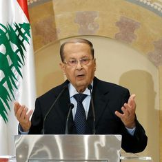 Former Army Chief Michel Aoun elected president of Lebanon
