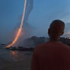 Chinese fireworks all the way to the sky: the daring artistry of Cai Guo-Qiang