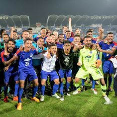 As Bengaluru FC prepare for their biggest ever match, relive their road to the 2016 AFC Cup final