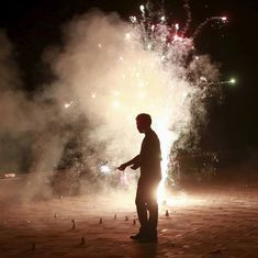 Tamil Nadu government allows bursting of firecrackers from 6 am to 7 am and 7 pm to 8 pm on Diwali