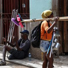 Is Cuba's reform going in reverse?