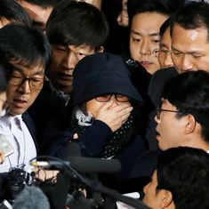 Former South Korean president's aide Choi Soon-sil jailed for 20 years in corruption case