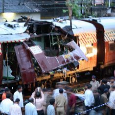 The day the terrorists hit the trains, and, for the first time, Mumbai blinked