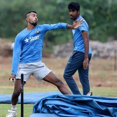Hardik Pandya left out of India squad for the remaining two Tests against Australia