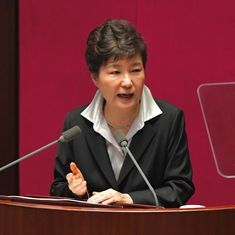South Korean president sacks prime minister amid political crisis and nationwide protests