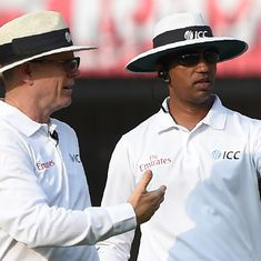 The DRS was introduced to help umpires. Now, it's on course to replace them