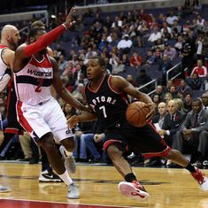 NBA: DeMar DeRozan takes Toronto Raptors to 113-103 win over Washington Wizards