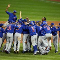 After 108 long years, Chicago Cubs finally win baseball World Series