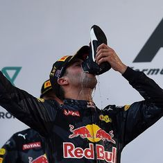 Podcast: How the FIA avoided the shoey on the podium at the Mexico Grand Prix