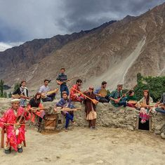 A small village in Gilgit-Baltistan is making big efforts to keep its music alive