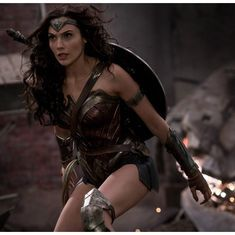 Wonder Woman has all the potential to be more than a breastplate-wearing, female version of He-Man