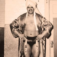 When Dara Singh faced the greatest bout of his life and battled the Emergency and rowdy mobs