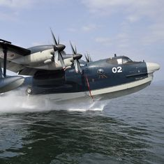 India renews efforts to acquire 12 US-2i amphibious aircraft worth Rs 10,000 crore from Japan