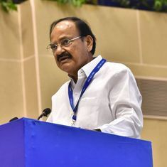 India is the best model for secularism, says Vice President-elect Venakiah Naidu