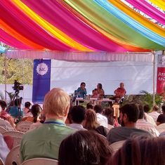 Four questions to ask a writer at a litfest (and five questions to avoid)