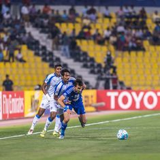 AFC Cup final: Bengaluru FC finish as runners-up after losing 1-0 to Iraq's Air Force Club