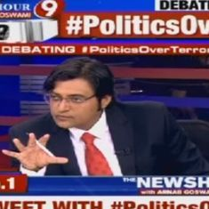 Arnab Goswami may be out of sight for now, but he won't be out of our minds (and eardrums)