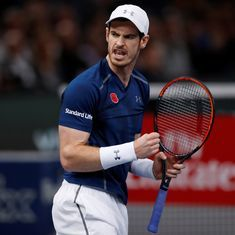 The sports wrap: Murray, Federer and Kerber progress in Australian Open, and other top stories