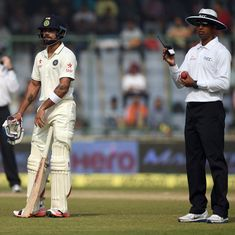 DRS could actually favour Indian bowlers and test England if all goes right – and it better