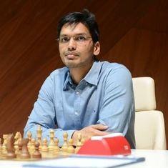 India's Harikrishna beats World Champion Ponomariov to retain tied-first spot at Riel Chess Festival