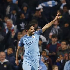 In Pep's bag of riches at Manchester City, it's Ilkay Gundogan who's turned out to be the vital cog