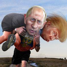 क्यों पुतिन चाहते हैं कि अमेरिका के अगले राष्ट्रपति डोनाल्ड ट्रंप हों