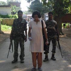 Chhattisgarh stays arrest of Delhi University professor Nandini Sundar in tribal man's murder case