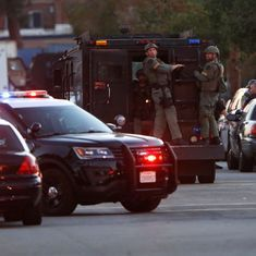 California: Two people dead, two others injured in shooting near poll stations