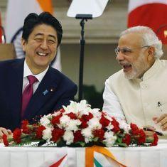 नरेंद्र मोदी किसी विदेशी प्रधानमंत्री के साथ रोड शो करने वाले देश के पहले प्रधानमंत्री होंगे