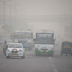 Pollution: Experts say Delhi's air quality is better after almost a week