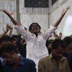 Poet, rebel, political adviser: Meet the Sufi saints on the Pakistan shrine trail