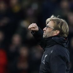 Jurgen Klopp Liverpool against complacency as they eye Champions League football next season