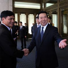 Chinese vice-minister elected the head of global police agency Interpol