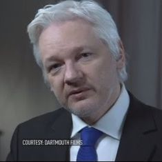 Watch: Despite leaking Hillary's emails, Julian Assange did not expect a Trump victory