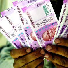 Madhya Pradesh CM Shivraj Singh Chouhan alleges conspiracy behind 'missing Rs 2,000 notes'