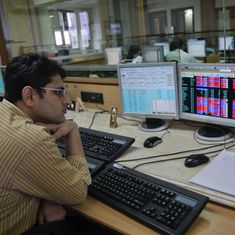 Sensex and Nifty finish flat as investors remain wary of US Federal Reserve decision on rates
