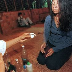 Can Ayahuasca, the 'sacred plant' of the Amazon, help addiction and depression?