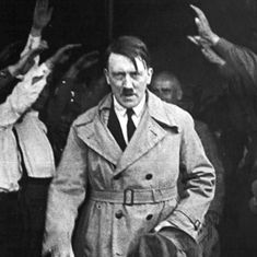 Large collection of Nazi artefacts found in a secret room in Buenos Aires