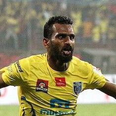 After losing Central government job, footballer CK Vineeth gets posted in Kerala secretariat