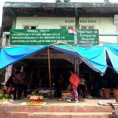 Vegetable markets elsewhere in Mizoram