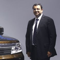 Tata Sons has 'stooped low' with public statements, says Cyrus Mistry