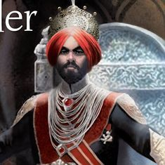 In Maharaja Sikander Singh, has India found the flamboyant fictional detective every country needs?