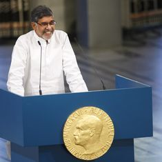 Child labour contributes to black money problem, says Nobel laureate Kailash Satyarthi