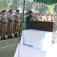 भारतीय सेना की गोलीबारी में सात पाक सैनिकों के मारे जाने सहित दिन के सबसे बड़े समाचार