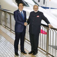 'Don't confuse development with elitism': 10 reads from Left & Right on bullet trains and Japan