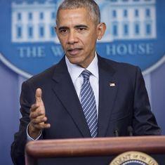 हैकिंग मामले को लेकर रूस पर सख्त ओबामा ने कहा, यह हम तय करेंगे कि कार्रवाई कब और कहां होगी