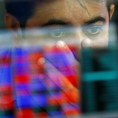 Sensex, Nifty fall as investors remain cautious before RBI policy meet