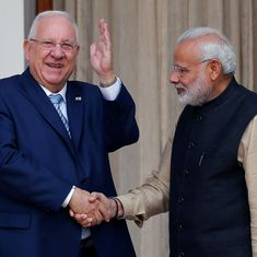 The India-Israel relationship is a pragmatic one – the aura of romance is unwarranted